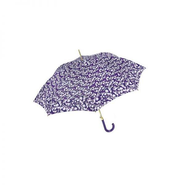 paraguas-baston-auto-floral