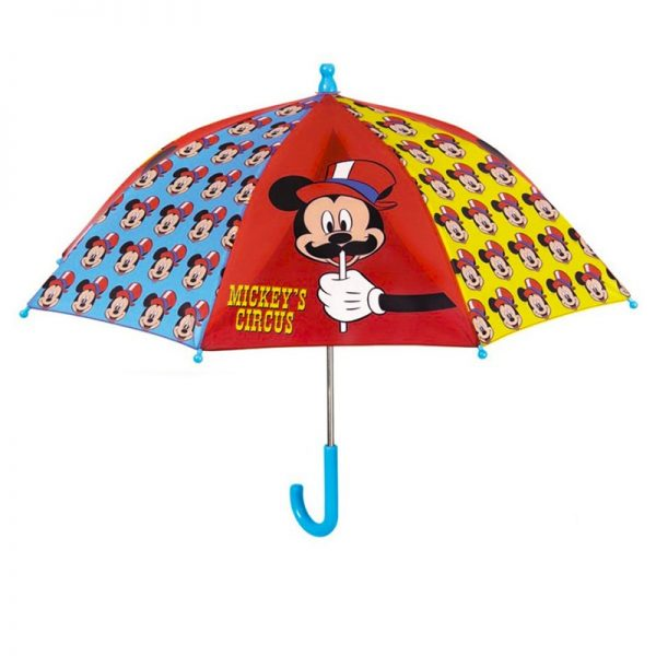 Paraguas niño Mickey Mousse Bargues 50122