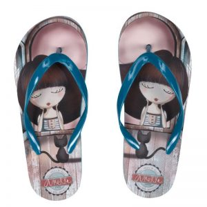 chanclas playa o piscina Anekke