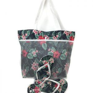 chancla-y-bolso-playa-mujer-estampado-lovet-flores